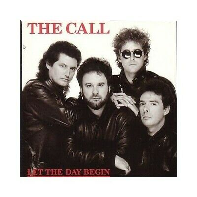 Call, the - Let the Day Begin - Call, the CD VAVG The Cheap Fast Free Post The