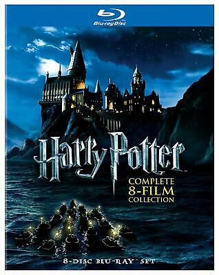 Harry Potter: Complet 8-Film Collection (Coffret DVD)