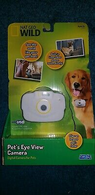 Bnib Natural Geographic Wild Pets View Camera - See Your Dog Adventures ;)
