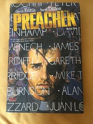 Preacher Book 5 - Hardcover (Numbered)