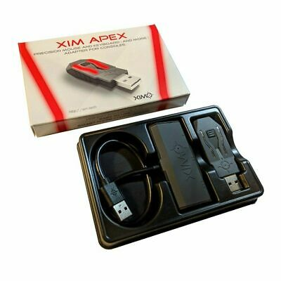 New XIM APEX Mouse Keyboard converter Adapter for Xbox One 360 PS3 PS4 AU Stock