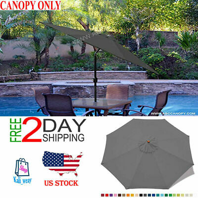 c54ae2229868 ABCCANOPY 9FT MARKET Umbrella Patio Umbrella Top Outdoor Umbrella ...