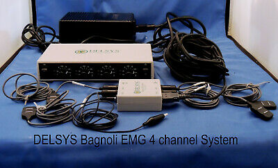 Delsys Bagnoli - 4 Channel EMG Evaluation System w/ Software