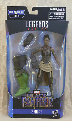 2019 Hasbro Marvel Legends Series Endgame BAF Hulk Black Panther Shuri New