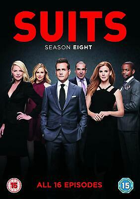 Suits - Season 8 New DVD Box Set / Free Delivery