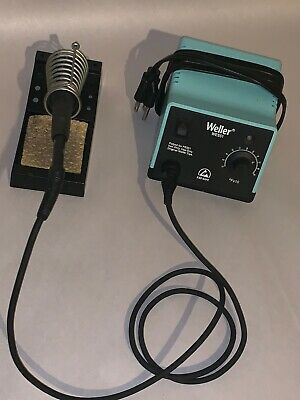 Weller Model Wes51 Analog Soldering Station - Great Used Condition!!