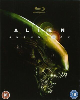 BRAND NEW Alien Anthology Collection 6 Disc Set Blu-ray