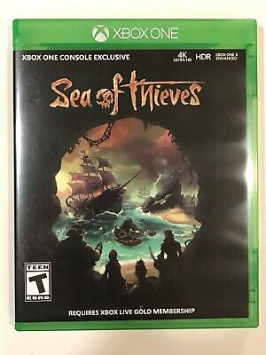 Sea of Thieves (Microsoft Xbox One, 2018) - Fast Shipping
