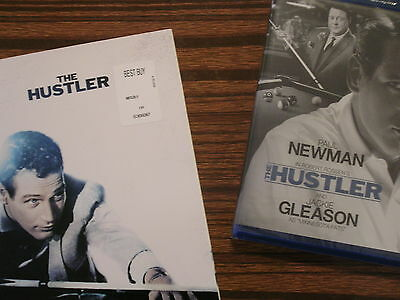The Hustler ( Blu-ray with slipcover!! )