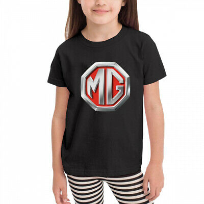 Age 2-6 Kids Toddler MG Logo Girl's T Shirts