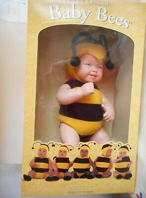 Anne Geddes doll in box NIB Baby Bees new