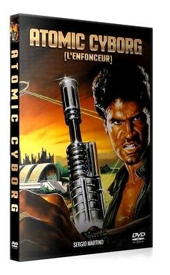 ATOMIC CYBORG (L'ENFONCEUR) - Sergio Martino DVD French Version Français VF
