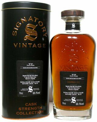 Longmorn 1992 / 2019 Single Malt Whisky Sherry Hogshead Signatory 50,1% 0,7l GP
