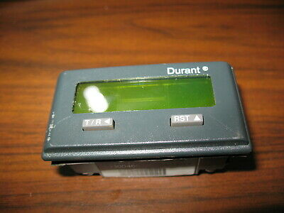 Eaton Durant 53300465 8 Digit Totalizer Counter