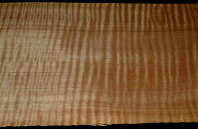 Anigre Raw Wood Veneer Sheets 5 x 37 inches1/42nd thick           7222-32