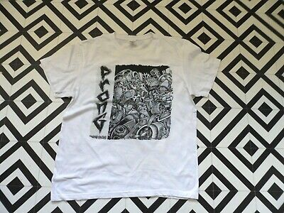 Mens Unisex Prong T Shirt G Con Large Streetwear