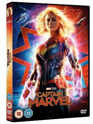 Captain Marvel [DVD] UK Compatible 2019 Free UK post Grab a Bargain