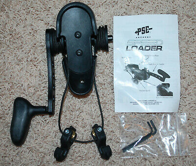 New Black PSE Archery Crossbow Speed Loader Cocking Device