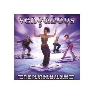 Vengaboys - Platinum Album - Vengaboys CD KGVG The Cheap Fast Free Post The