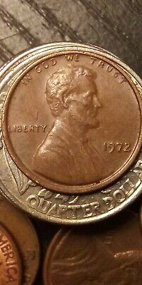 1972 Lincoln Cent Double Die FS-104!