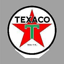 Miller Engineering 55010  O Texaco Star Double-Sided Rotating Sign