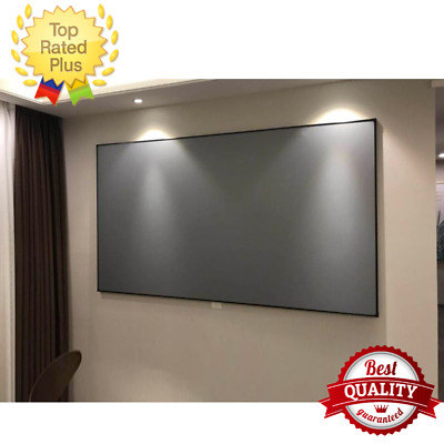 Projector Screen 60 72 100 120 133inch Projection Beamer For Xgimi H1 H2 H1s Z6