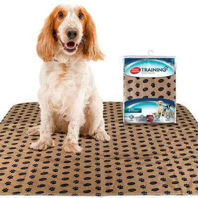 """Simple Solution Large Washable Puppy Pad 