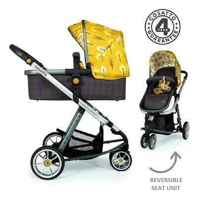 Cosatto Giggle 3 Pram & Pushchair (Spot The Birdie) - Suitable From Birth