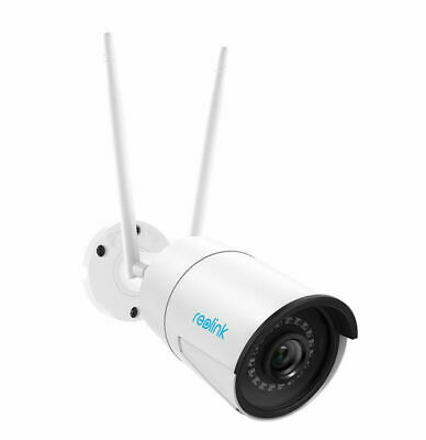 4MP WIFI Security HD IP Camera Home Security Audio Outdoor CCTV Reolink RLC-410W