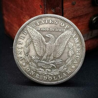 Commemorative coin Mechanical silver dollar best gift