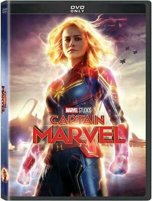 Captain Marvel DVD 2019. New and sealed. Free delivery.