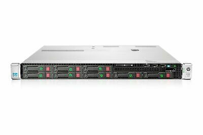 DL360p Gen8 2 x E5-2690 - 2.90GHz, 32Gb, P420i/1Gb FBWC, 2 x 300Gb, Rails Server