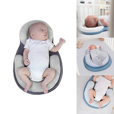 Portable Baby Crib Folding Travel Nursery Infant Toddler Cradle Sleeping Bed CHK
