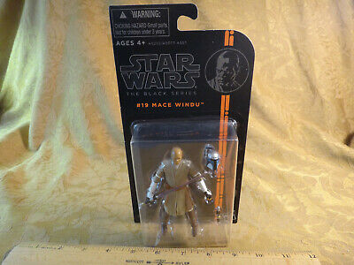 Star Wars The Black Series #19 Mace Windu - Free S&H USA