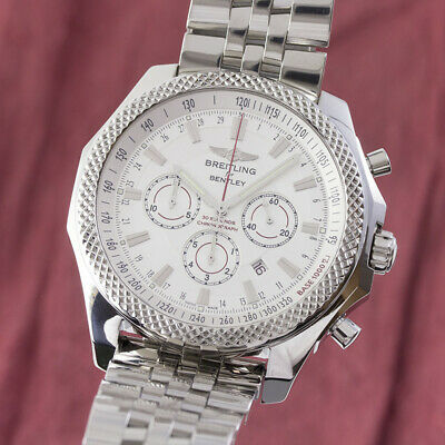 Breitling For Bentley Barnato Racing Automatik Herrenuhr Ref. A25368 VP: 11640 €