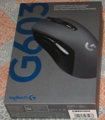 Mouse Logitech G603 - Wireless Sensore Hero - Nuovo Sigillato