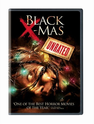 Cassidy,Katie-Black Christmas (Unrated) / (Ws) Dvd New