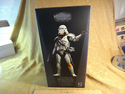 Militaries Of Star Wars 212th Attack Battalion: Utapau 1/6 Sideshow Collectibles