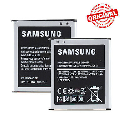 New Replacement Battery For Samsung Galaxy Core Prime SM-G360 G361 G3608 2000mAh