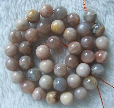4mm 6mm 8mm 10mm 12mm Natural Sunstone Round Loose Beads 15.5Inch
