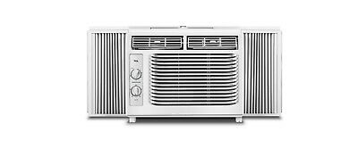 New Tcl 5,000 Btu Mechanical Window Air Conditioner, White