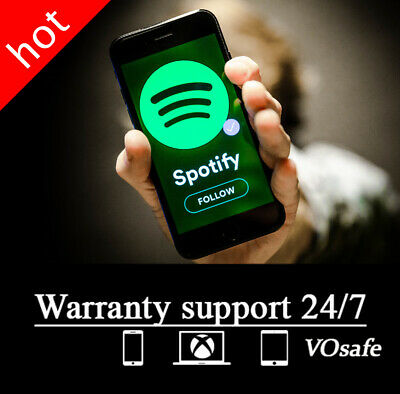 Spotify Premium Account 12 Months Private | Fast Delivery | Worldwid & Warranty