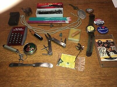 Miscellaneous Junk Drawer Lot