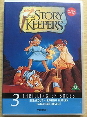 The Story Keepers Volume 1 (Episodes 1-3) - DVD  PWVG The Cheap Fast Free Post