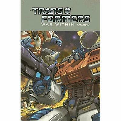 Transformers: War Within Omnibus - Paperback NEW Simon Furman(Au 30 Aug. 2016