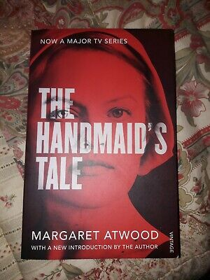 The Handmaid's Tale Paperback Book By Margaret Atwood
