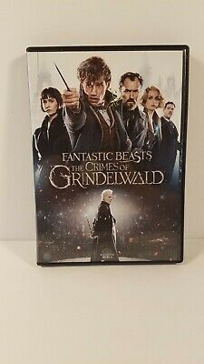 Fantastic Beasts The Crimes of Grindelwald DVD Widescreen NEW SEALED Free Ship