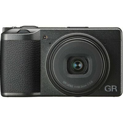 Ricoh GR III 24.2MP Digital Camera - (Black)
