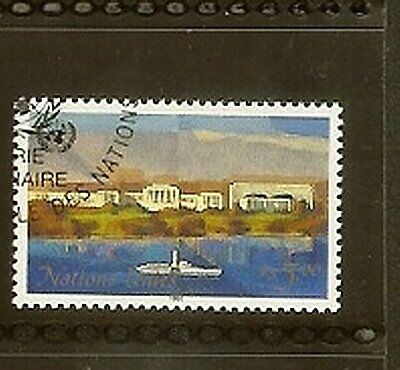 [VZ010_28] 1990 - VN/UNO Geneva used Mi. 183 - Definitive series