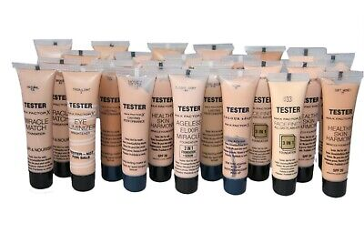 24 x Max Factor Sample size foundation | Inc Lasting performance | Face Finity